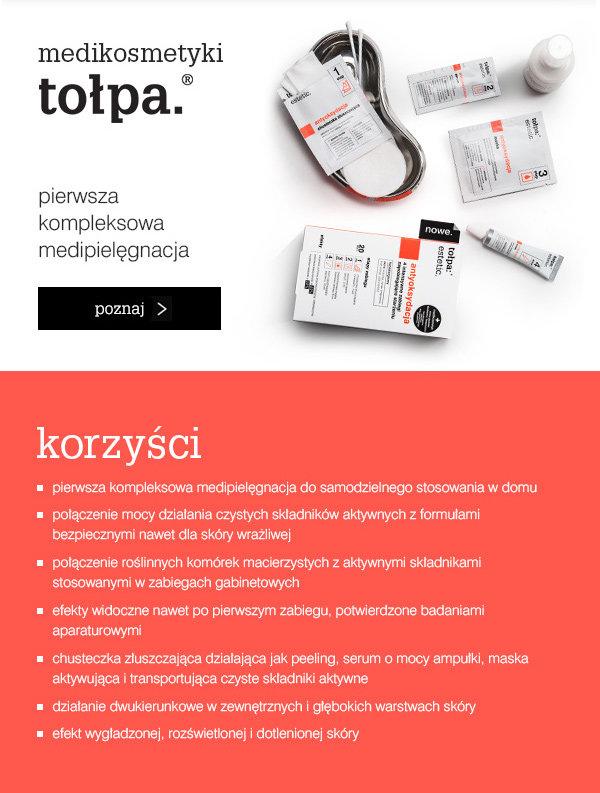 Medikosmetyki Tołpa