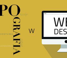 Typografia w Web Designe