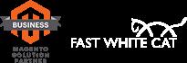 Logo Fast White Cat